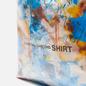Сумка Comme des Garcons SHIRT x Futura Graffiti Printed 12L Blue фото - 3