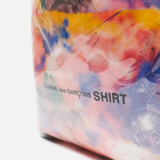 Сумка Comme des Garcons SHIRT x Futura Graffiti Printed 12L Yellow