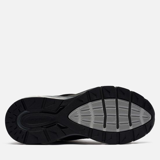 Женские кроссовки New Balance 990v5 Black/Silver