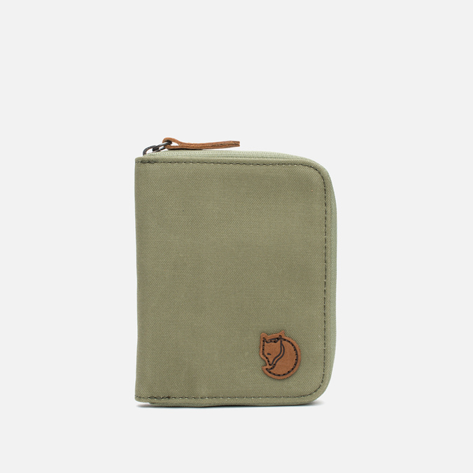 Кошелек Fjallraven Zip Green