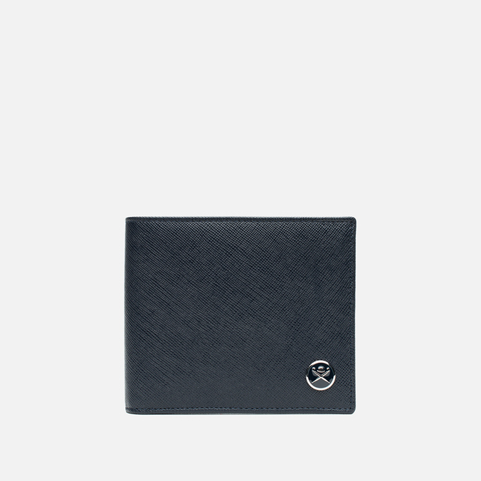 Кошелек Hackett Saffiano Bill Navy