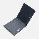 Hackett Saffiano Bill Wallet Navy photo- 1