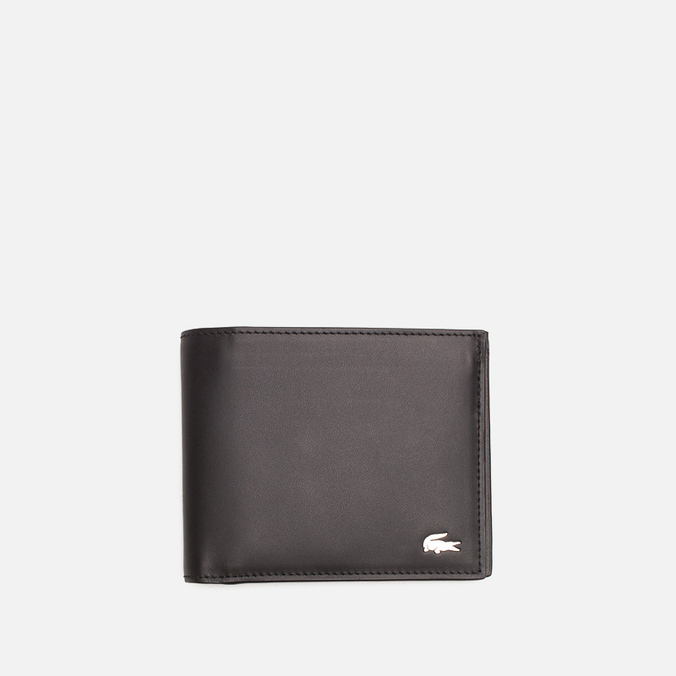 Кошелек Lacoste Large Billford Black