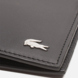 Кошелек Lacoste Large Billford Black фото- 3