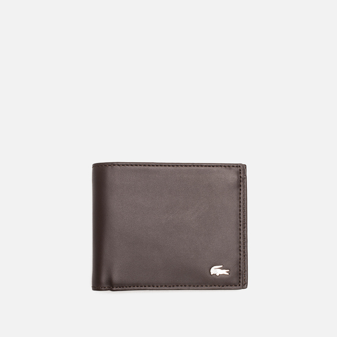 Кошелек Lacoste Large Billford Dark Brown