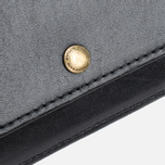 Кошелек Master-Piece Flat Leather Coin Case Black фото- 4