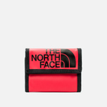 Кошелек The North Face Base Camp Red/Black фото- 0