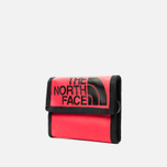 Кошелек The North Face Base Camp Red/Black фото- 5