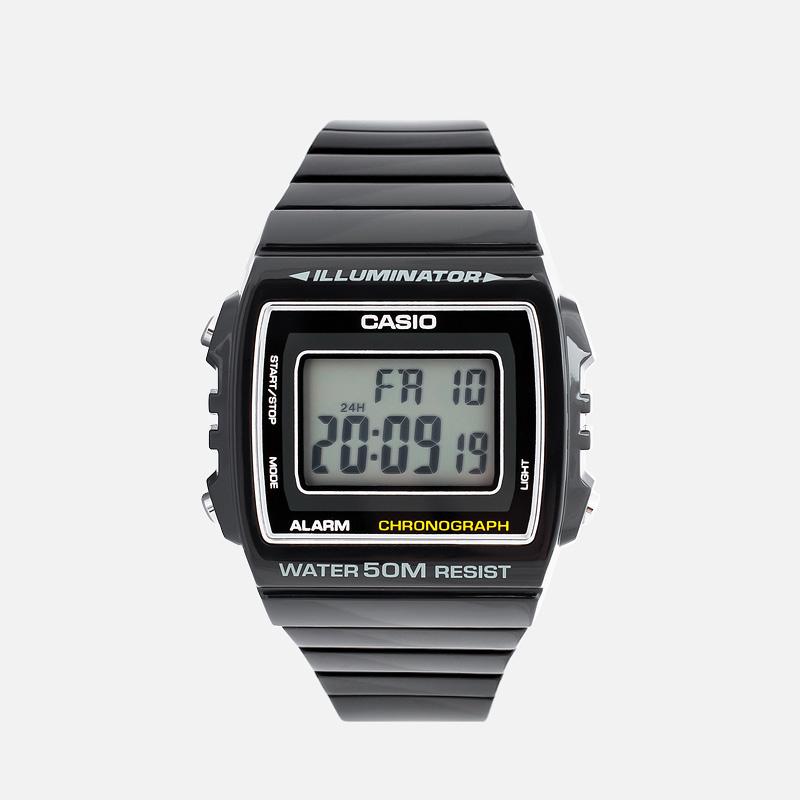 Наручные часы CASIO Collection W-215H-1AVEF Black