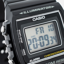 Наручные часы CASIO Collection W-215H-1AVEF Black фото- 2