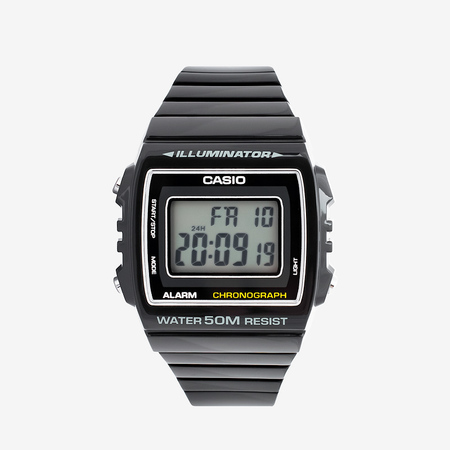 CASIO Collection W-215H-1AVEF Watch Black