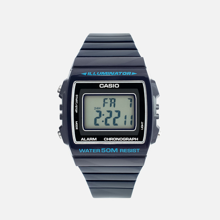 CASIO Наручные часы Collection W-215H-2AVEF Dark Blue