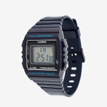 CASIO Collection W-215H-2AVEF Watch Dark Blue photo- 1