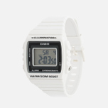 Наручные часы CASIO Collection W-215H-7A White/Black фото- 1