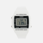 Наручные часы CASIO Collection W-215H-7A White/Black фото- 0