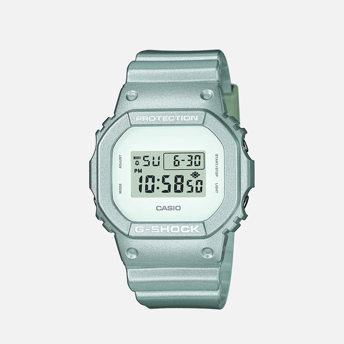 CASIO G-SHOCK DW-5600SG-7ER Watch Silver