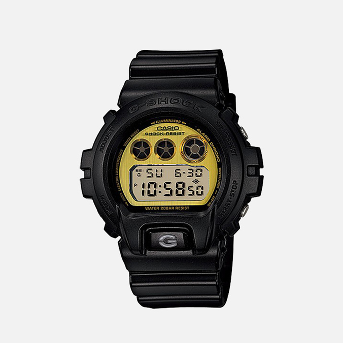 Наручные часы CASIO G-SHOCK DW-6900PL-1ER Black