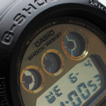 Наручные часы CASIO G-SHOCK DW-6900PL-1ER Black фото- 1