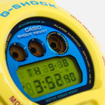Часы CASIO G-SHOCK DW-6900PL-9ER Yellow фото- 2