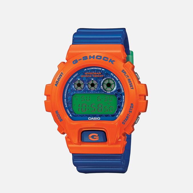 Наручные часы CASIO G-SHOCK DW-6900SC-4ER Multicolor