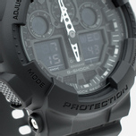 CASIO G-SHOCK GA-100-1A1ER Watch Black photo- 3