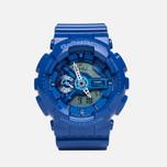 Часы CASIO G-SHOCK GA-110BC-2AER Blue фото- 0