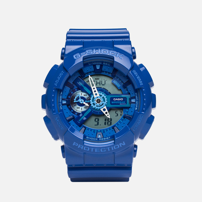 Часы CASIO G-SHOCK GA-110BC-2AER Blue
