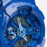 Часы CASIO G-SHOCK GA-110BC-2AER Blue фото- 2
