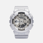 Часы CASIO G-SHOCK GA-110BC-8AER Silver фото- 0