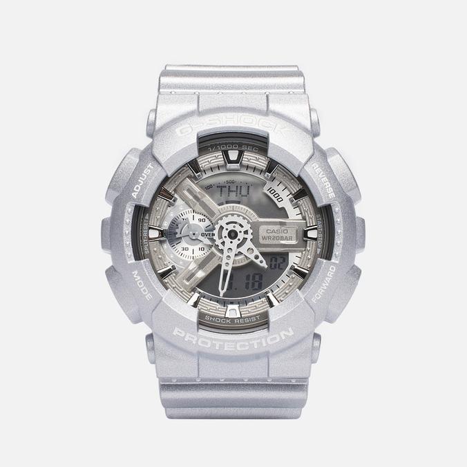 Часы CASIO G-SHOCK GA-110BC-8AER Silver