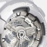 Часы CASIO G-SHOCK GA-110BC-8AER Silver фото- 2