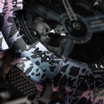 Наручные часы CASIO G-SHOCK GA-110PM-1AER Polarized Marble Pack Black фото- 4
