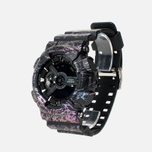 Наручные часы CASIO G-SHOCK GA-110PM-1AER Polarized Marble Pack Black фото- 1