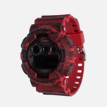 Наручные часы CASIO G-SHOCK GD-120CM-4ER Camo Pack Red фото- 1