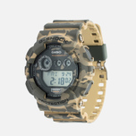 Часы CASIO G-SHOCK GD-120CM-5ER Camo Pack Woodland фото- 1