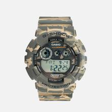 Наручные часы CASIO G-SHOCK GD-120CM-5ER Camo Pack Woodland фото- 0