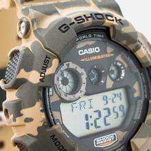 Наручные часы CASIO G-SHOCK GD-120CM-5ER Camo Pack Woodland фото- 2