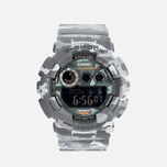 Часы CASIO G-SHOCK GD-120CM-8ER Camo Pack Grey фото- 0