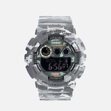 Наручные часы CASIO G-SHOCK GD-120CM-8ER Camo Pack Grey фото- 0