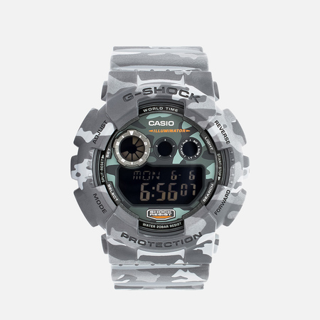 Наручные часы CASIO G-SHOCK GD-120CM-8ER Camo Pack Grey