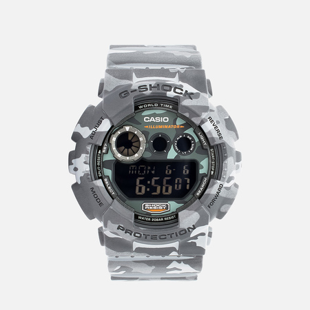 CASIO G-SHOCK GD-120CM-8ER Camo Pack Watch Grey