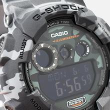 Наручные часы CASIO G-SHOCK GD-120CM-8ER Camo Pack Grey фото- 2