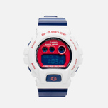 Часы CASIO G-SHOCK GD-X6900CS-7DR White/Blue/Red фото- 0