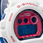 Часы CASIO G-SHOCK GD-X6900CS-7DR White/Blue/Red фото- 2