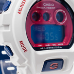 Часы CASIO G-SHOCK GD-X6900CS-7DR White/Blue/Red фото- 3