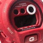 Наручные часы CASIO G-SHOCK GD-X6900HT-4ER Red фото- 3