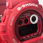 Наручные часы CASIO G-SHOCK GD-X6900HT-4ER Red фото- 2