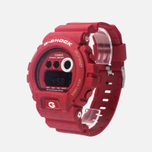 Наручные часы CASIO G-SHOCK GD-X6900HT-4ER Red фото- 1