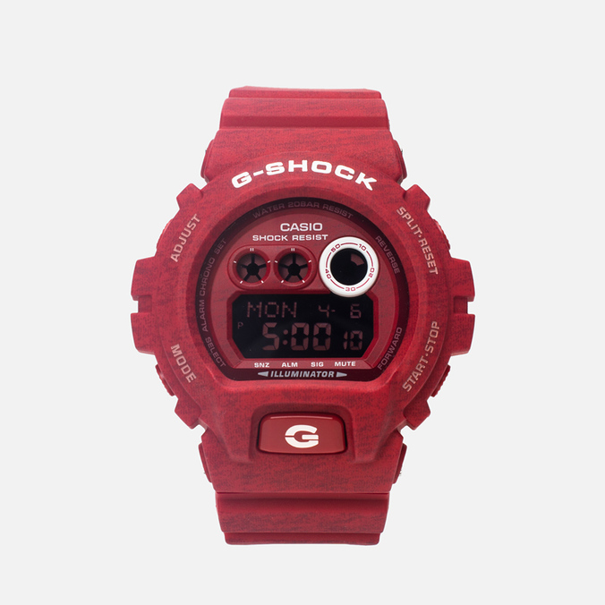 Наручные часы CASIO G-SHOCK GD-X6900HT-4ER Red