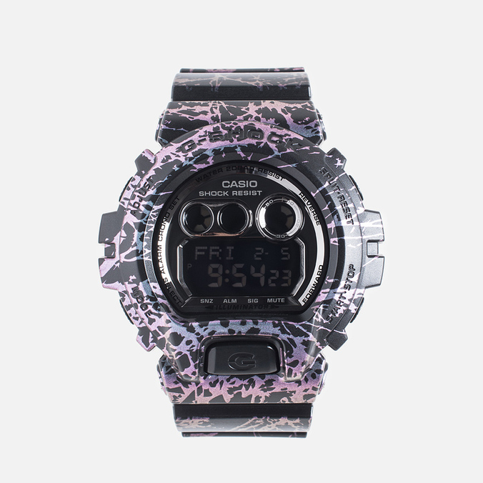 Наручные часы CASIO G-SHOCK GD-X6900PM-1ER Polarized Marble Pack Black